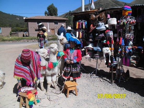 Heiliges Tal der Inka (Urubamba-Tal): Lugareños