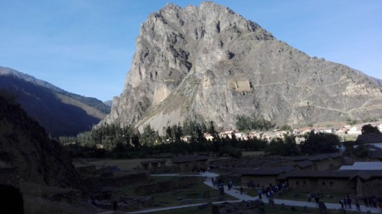 Heiliges Tal der Inka (Urubamba-Tal): Ollaytaitambo