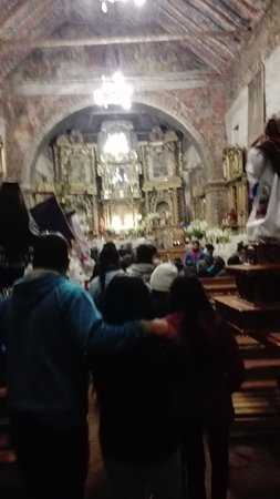 Heiliges Tal der Inka (Urubamba-Tal): Iglesia en Chinchero