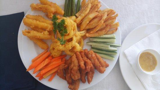captain s terrace restaurant sea food eats