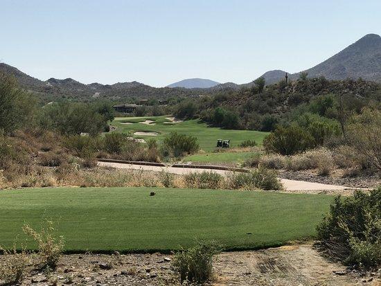 Quintero Golf Club: Tee Box