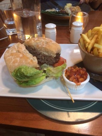 Easingwold, UK: Big Burger