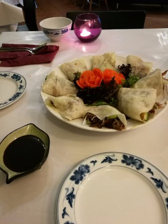 Mill Park, Australia: Peking Duck - Delicious!