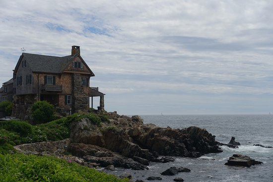 Walker's Point: Walkers Point/Ocean Drive, Kennebunkport, Maine