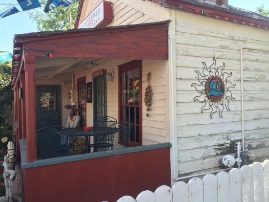 Dayton, NV: Side of Resturaunt