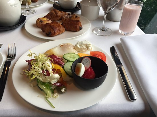Отель Bergs: Breakfast at the Hotel Bergs!