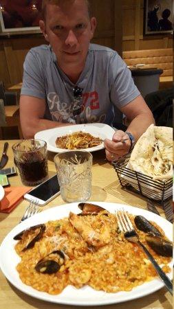 Cafe Corvina Dinner Menu