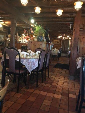 Staunton, فيرجينيا: Lunch