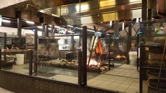 lucky eagle casino fire kitchen buffet