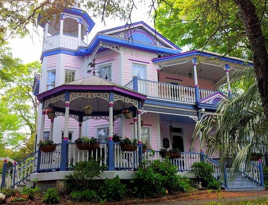"Southport, Carolina del Norte: ""Crimes of the Heart"" house"