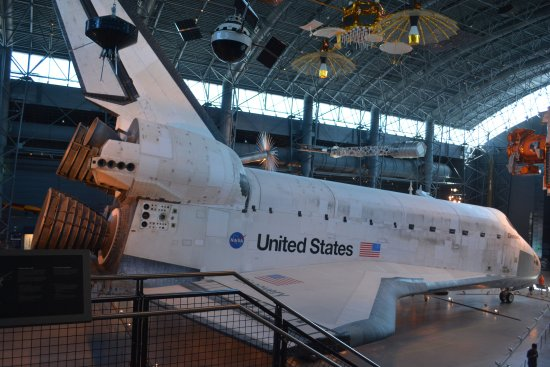 space shuttle discovery location - photo #15