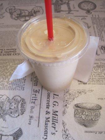 แซนด์พอยต์, ไอดาโฮ: salted caramel shake