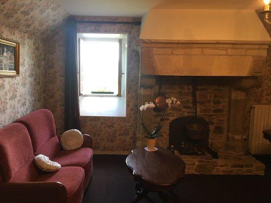 Manoir de la Foulerie: La chambre duchesse
