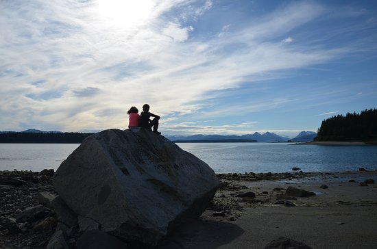 Gustavus, AK: This is one of my favorite photos from our trip and I credit Sean for sharing helpful tips & tri