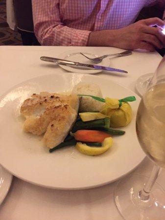 Parker's Restaurant: Delicious fish-