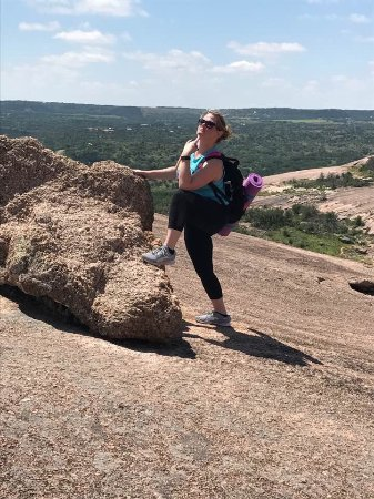 Enchanted Rock State Natural Area照片