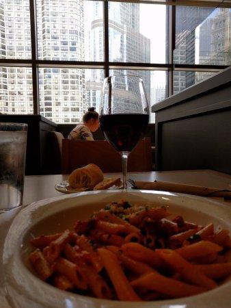 Cafe nordstrom chicago menu prices restaurant for Table 52 chicago tripadvisor