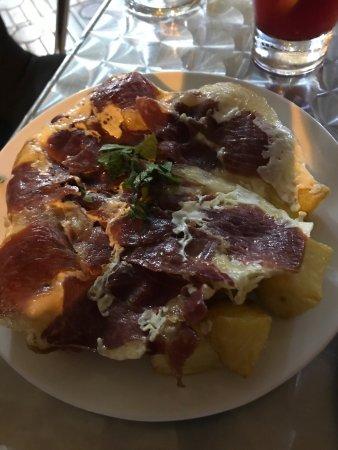 Ca l'Aureli: Fantastyczna potrawa z zaskakującym smakiem