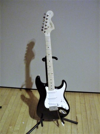 Pittsfield, ماساتشوستس: Guitar you can play with