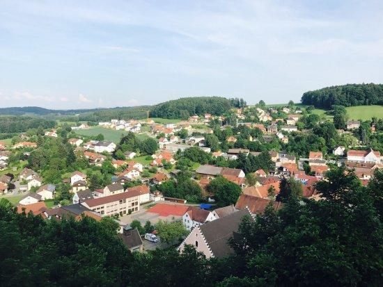 Falkenstein, Allemagne : Ausblick
