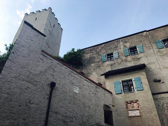 Falkenstein, Allemagne : Burg