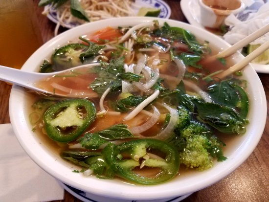 Pho cam ly traditional vietnamese food asian restaurant for Asian cuisine and pho