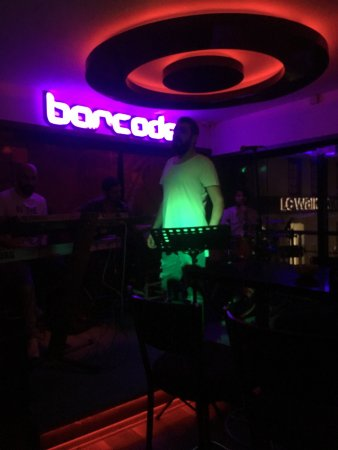 Barcode Bar