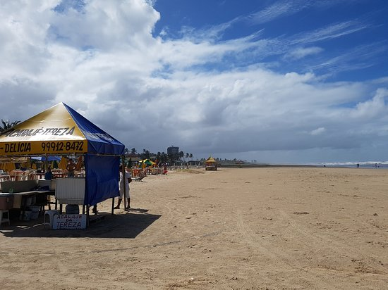 Praia Aruana
