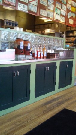Arlington, MA: Sauce and fixings bar