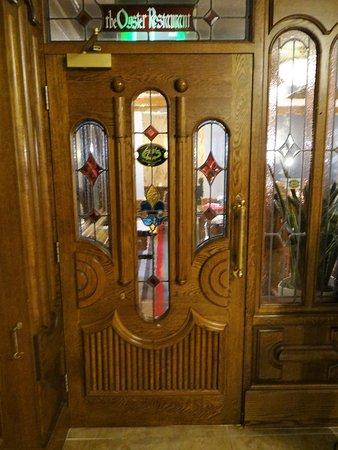 Ennis, Ireland: porte salle a manger