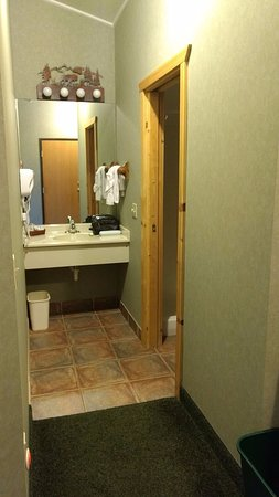 Alanson, MI: Bathroom