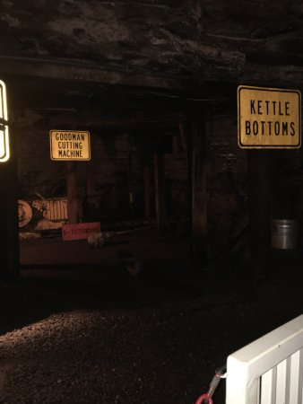 Beckley Exhibition Coal Mine and Youth Museum: Great historical view
