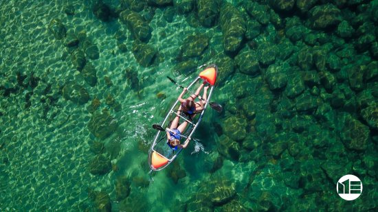 Zephyr Cove, เนวาด้า: Experience the Clarity with Transparent Kayaks!