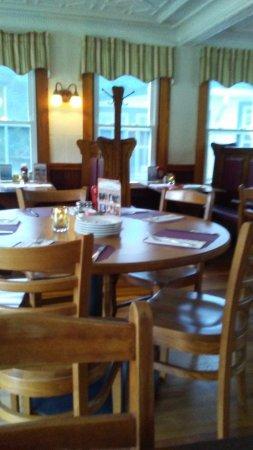 Sagamore, Массачусетс: Dining room