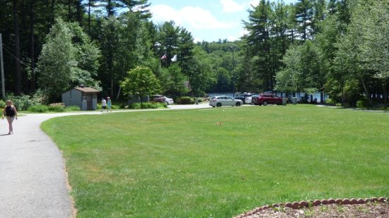 Gardner, MA: small but well maintained park