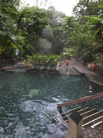 Eco Termales Hot Springs : Beautiful, relaxing, warm water