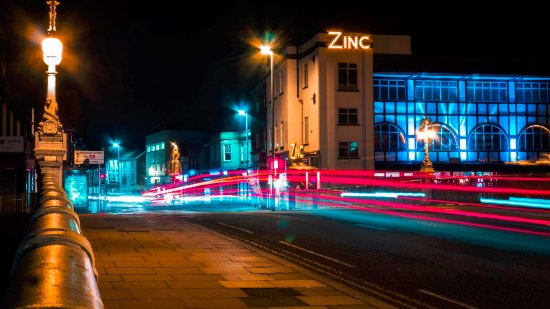 ZINC Taunton, The Essential Destination Venue