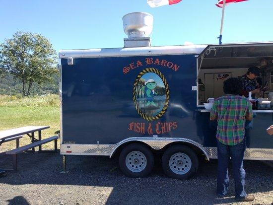 Garibaldi, OR: Food Truck