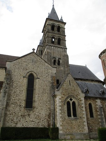 Collegiale Notre Dame de Melun
