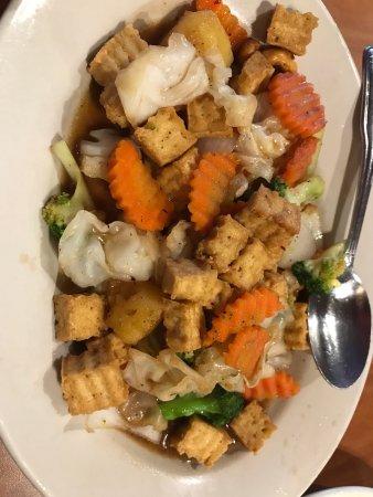 Thai Kitchen Augusta Menu