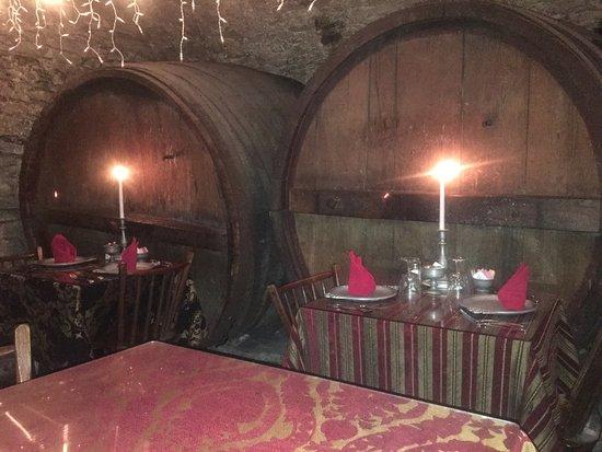 Mount Joy, PA: Restaurant-inside and outside