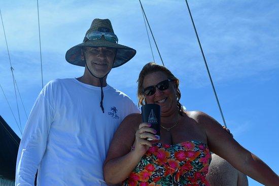 Kekoa Sailing Expeditions: Joe and Angie