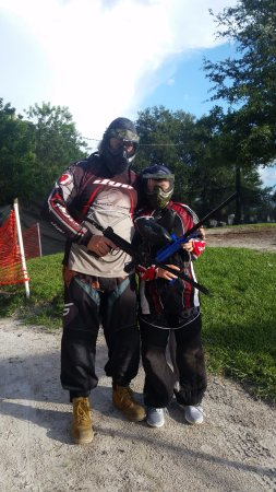 Clearwater Paintball