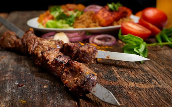 Ellicott City, Μέριλαντ: Delicious and tender Lamb Kabob
