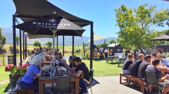 Whitehaven Cellar Door
