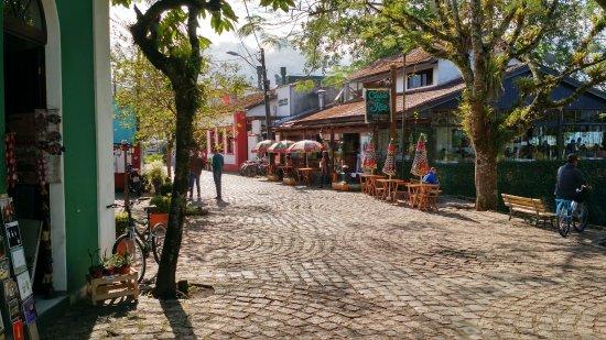Nhundiaquara River: Ruas do Centro Histórico