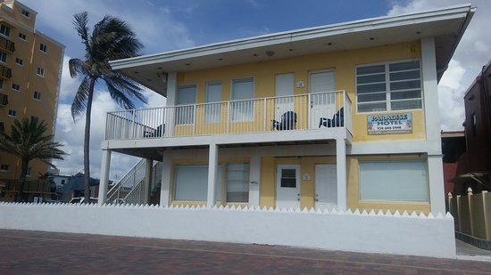 Paradise Oceanfront Hotel: 20170701_102431_large.jpg