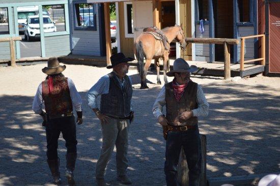 Williams, AZ: Wild West Show