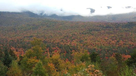 Kancamagus Highway: Fall foliage