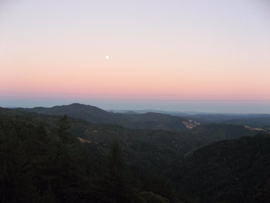 Mendo Insider Tours : View near 101 coming from Mattole